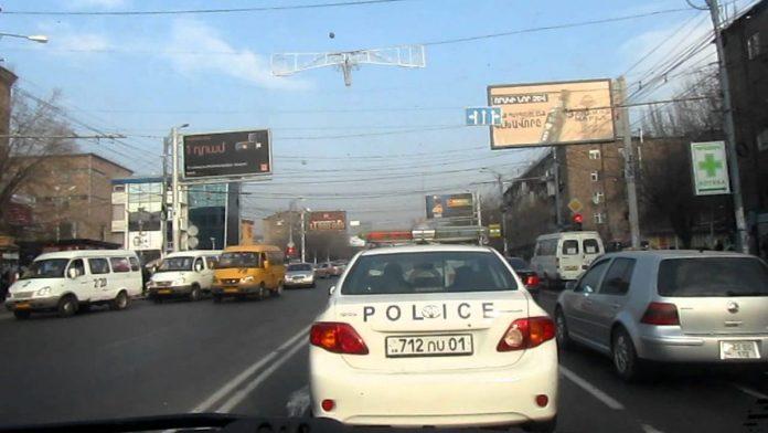 Երևանում «Մերսեդես»-ից կրակել են մարդկանց վրա