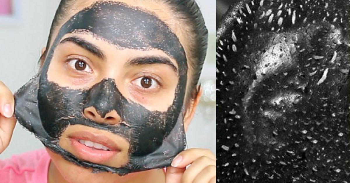 Ուզու՞մ եք կատարյալ, երիտասարդ և շողշողուն մաշկ. ամեն բան շատ պարզ է, վերցնում ենք ակտիվացված ածուխ և ...