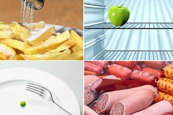 Սննդի ընդունման մի քանի վատ սովորություն, որոնք ուղղակի սպանում են մեզ