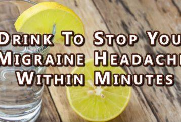 I Would Have Never Thought But Simple Remedy Cures Headaches Better Than Any Drug I've Tried
