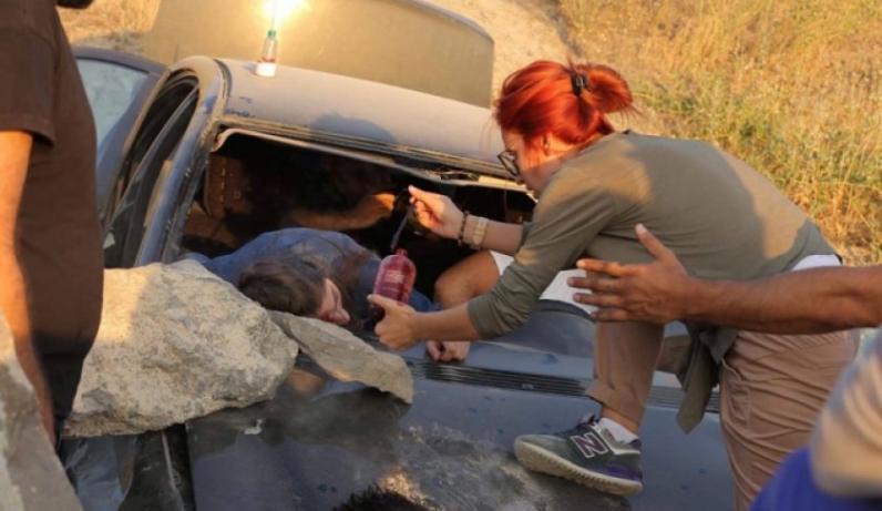«Հետհաշվարկ»-ի չհրապարակված կադրերն ու ռեժիսորի վախը