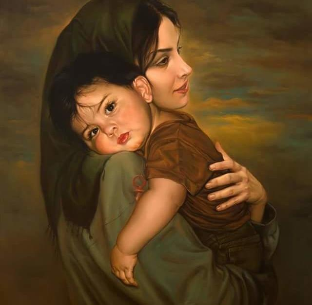 Трогательный стих про сыночка
