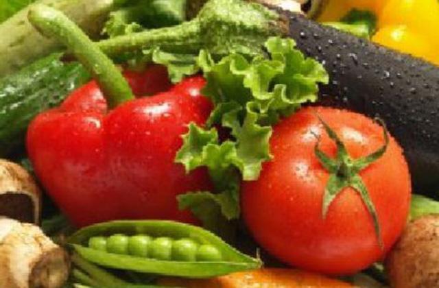 Овощи при химической диете
