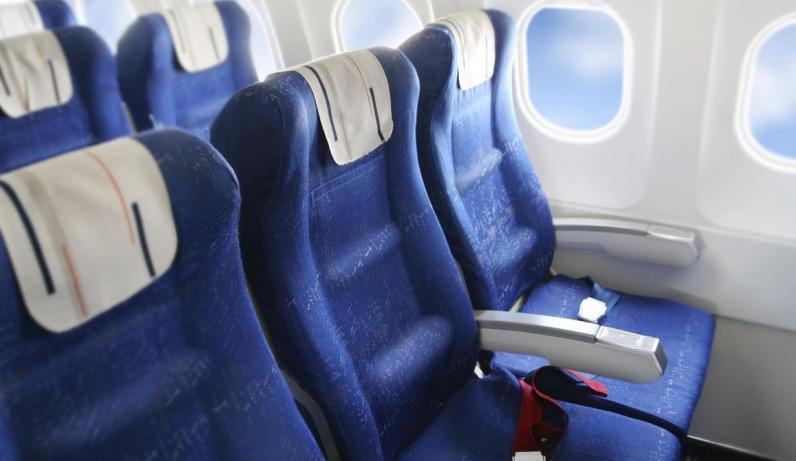 Вот почему не стоит радоваться, если около вас в самолете оказались свободные места!