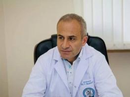 Նա այն ՀԱՅ բժիշկն է, ով քաղցկեղը բուժել է նաեւ վերջին փուլում, երբ այլ բժիշկներ հրաժարվել են