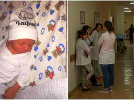 Սա պետք է կարդան բոլորը. ինչ արեց նորածին երեխայի հայրիկը, երբ բուժքույրը նրանից 80.000 դրամ պահանջեց…