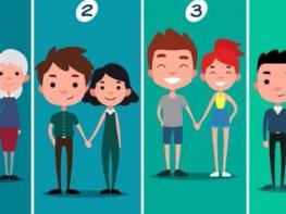 ԹԵՍՏ. Ընտրեք ձեզ համար ամենաերջանիկ զույգին և պարզեք, թե ինչպիսի հարաբերություններ եք իրականում ուզում