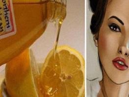 Կիտրոնը, բանանը և մեղրը՝ կնճիռների դեմ: Ես ձեզ կսովորեցնեմ՝ ինչպես պատրաստել այս բնական բոտոքսը