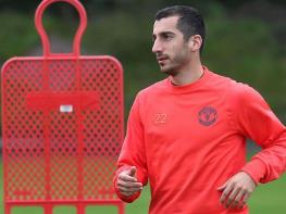 Mkhitaryan: So happy and proud of our team's success