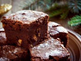 Շոկոլադե բրաունի․ բաղադրատոմս