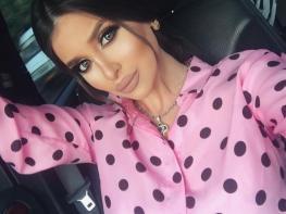 Instagram-ի գեղեցկուհի Սոֆյա Ավագիմյանի նոր լուսանկարները