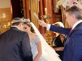 Սամվել Կարապետյանի որդու հարսանիքի կնքահայրը վարչապետ Կարեն Կարապետյանն է. բացառիկ լուսանկարներ