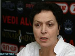 Процесс выдачи Лапшина был организован таким образом, будто встречали «бен Ладена 2» - Лариса Алавердян