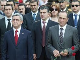 Սերժ Սարգսյանն «ակտիվացրել» է Քոչարյանին. ի՞նչ խնդիր է լուծում 2-րդ նախագահը
