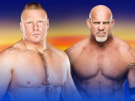 WWE Raw: Goldberg agrees to face Brock Lesnar at WrestleMania 33