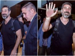 Սերժ Թանկյանը ուրախ տրամադրությամբ ժամանեց Երևան, սակայն չբացահայտեց այցի նպատակը