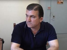 Սերժ Սարգսյանի թիկնազորի նախկին պետ Վաչագան Ղազարյանը 50 մլն դրամ գրավով ազատ արձակվեց