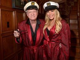 Playboy-ի հիմնադիրը 30-ամյա կնոջը թողել է առանց ժառանգության