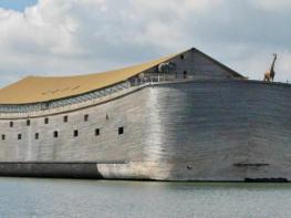 Միլիարդատերը 20 տարի կառուցել է Նոյան տապանը․ Ահա թե ինչ ստացվեց