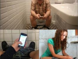 Ահա, թե ինչու այլևս երբեք հեռախոսը Ձեզ հետ չեք տանի զուգարան (photo)