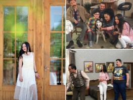 Կրկնապատկված ու եռապատկված հումորային դրվագներ են սպասվում. Մարի Պետրոսյանն` «Ազիզյանների» նոր եթերաշրջանի մասին (լուսանկարներ)