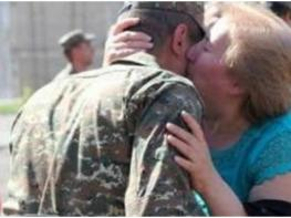 ՈՒՇԱԴՐՈՒԹՅՈՒՆ. Անչափ լավ լուր բոլոր զինծառայողների ծնողների համար