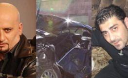 8 տարի առաջ ողբերգական ավտովթարում զոհվեցին դերասաններ Գեղամ Ղանդիլյանն և Արամ Միսկարյանը