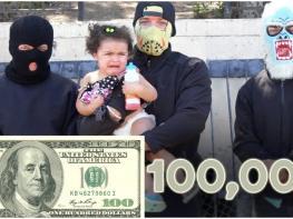 Социальный эксперимент: жизнь ребёнка или 100,000$