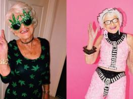 87-ամյա մոդելը, ով Instagram-ում 3 միլիոն հետևորդ ունի․ նրան հետևում են անգամ Ռիհաննան, Քլոե Քարդաշյանն ու այլ հայտնիներ
