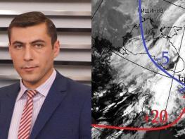 «Օդային հոսանքները բախվելու են իրար՝ առաջացնելով հզոր մթնոլորտային ճակատ». Գագիկ Սուրենյանը՝ սպասվող եղանակի մասին