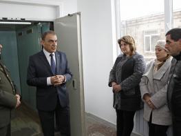 Արա Բաբլոյանն այցելել է ՀՀ ՊՆ կենտրոնական կլինիկական զինվորական հոսպիտալ