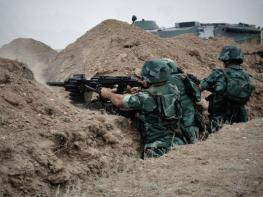 Azerbaijan shells Nagorno-Karabakh defense posts