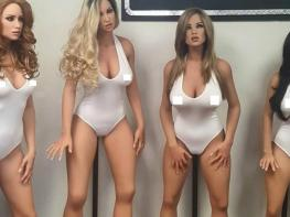 В Америке создали секс-куклу, способную к имитации оргазма