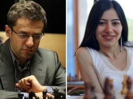 Armenia's Aronian, Mkrtchian compete in European Chess Club Cup