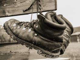 Ինչպե՞ս չորացնել թրջված կոշիկները. Արդյունքը անհավանական է