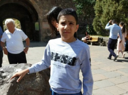 Նոր մանրամասներ Վանաձորում կորած երեխայի մահվան հանգամանքներից