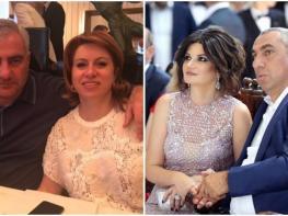 Սամվել Կարապետյանի կնոջ գրառումը Սամվել Ալեքսանյանի դստեր մասին