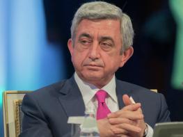 Սերժ Սարգսյանը սպառնացել է Նիկոլ Փաշինյանին