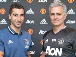 Mourinho: I'm so happy for Mkhitaryan