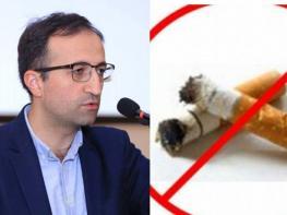 Ծխախոտի գովազդի համար՝ 800 000 դրամ տուգանք, ղեկին ծխելու համար՝ 10-50 հազար. նոր օրինագիծ