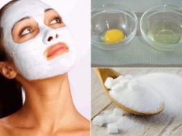 Ձվով դիմակ դեմքի մաշկը խնամելու համար, հիանալի արդյունք է ապահովում