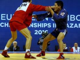 Armenia sambo wrestlers win medals at world championship