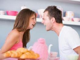 Ամուսինները միայն մի քանի տասնամյակ համատեղ կյանքից հետո են դադարում վիճել միմյանց հետ