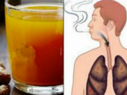 For Smokers And Ex-Smokers Too – A Drink For Cleansing The Lungs