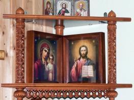 Գիտե՞ք տան որ հատվածում և ինչպես պետք է տեղադրել սրբապատկերները