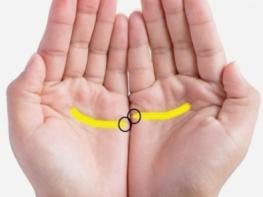 Ինչպե՞ս են համընկնում Ձեր ձեռքերի ափերի մեջ սրտի գծերը. ահա թե ինչ է դա նշանակում