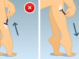 Դուք անում եք այս 8 սխալը, երբ սափրում եք ոտքերը