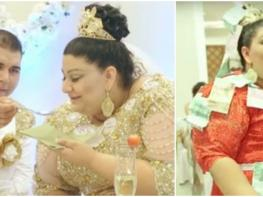 Цыганская свадьба поразила своей роскошью. ЭТО видео взорвало интернет!