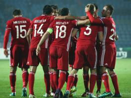 Armenia to play friendly in Antalya
