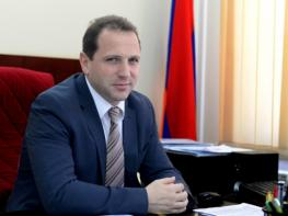 New Armenian emergency minister appointed